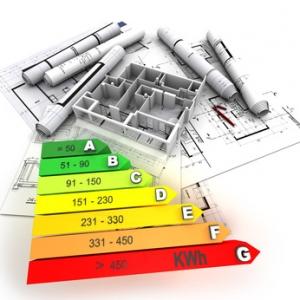 Eficiencia energética en los edificios . Aparejador FJ Ortiz